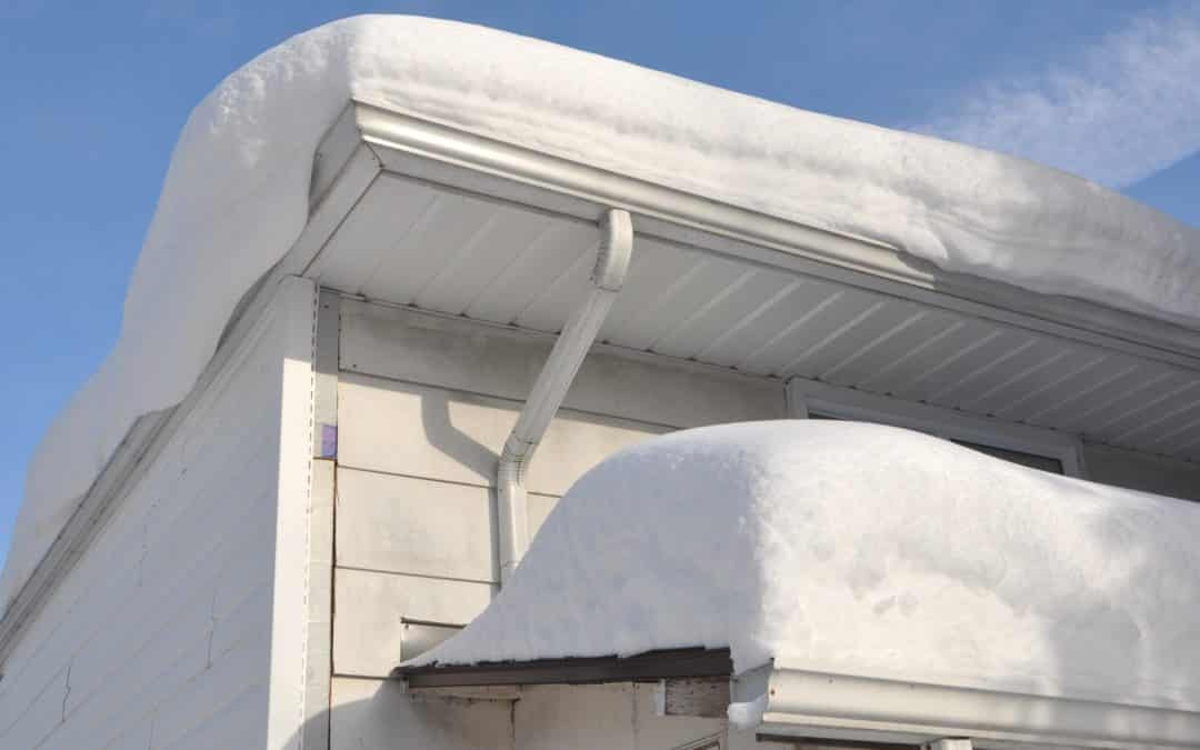 4 Important Areas New Homeowners Don't Know to Check for Snow Damage