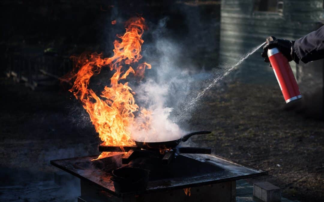 4 Grilling Mistakes That Could Cost You Your Home