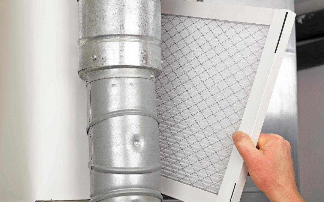 How to Replace Your HVAC Filter & Check Your Toilets for Leaks