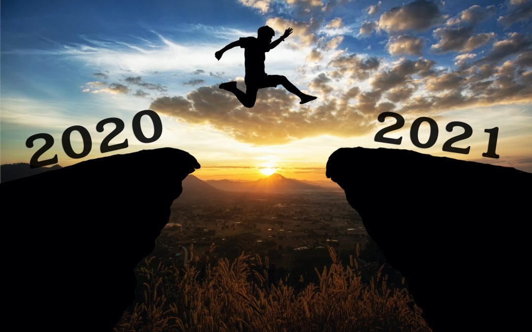 3 Ways to Get Back on Track in 2021