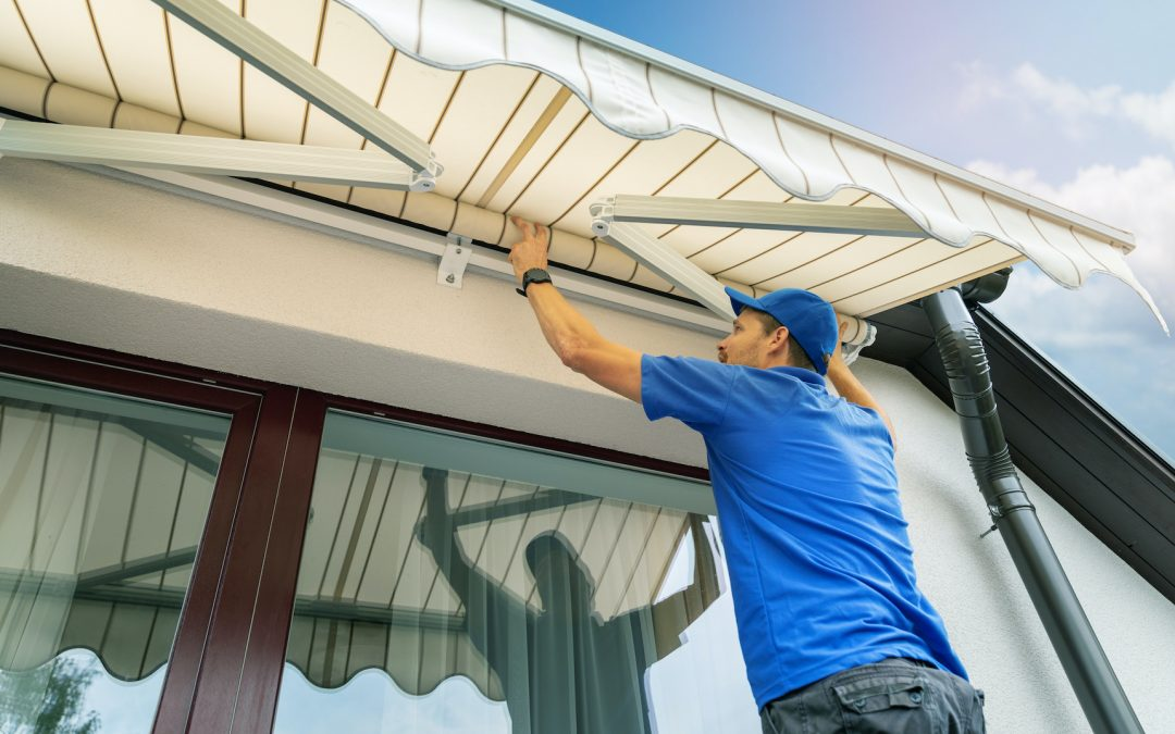 Four Reasons to Install Awnings in 2021